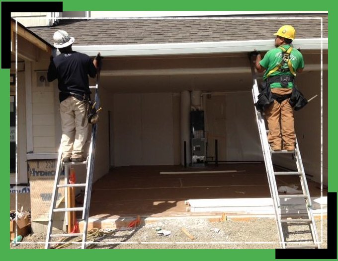 New Gutter Installation in Portland, OR and Vancouver, WA | New Gutters Being Installed